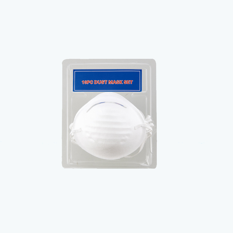 Disposable PP Non Woven Protective Half Face Mask