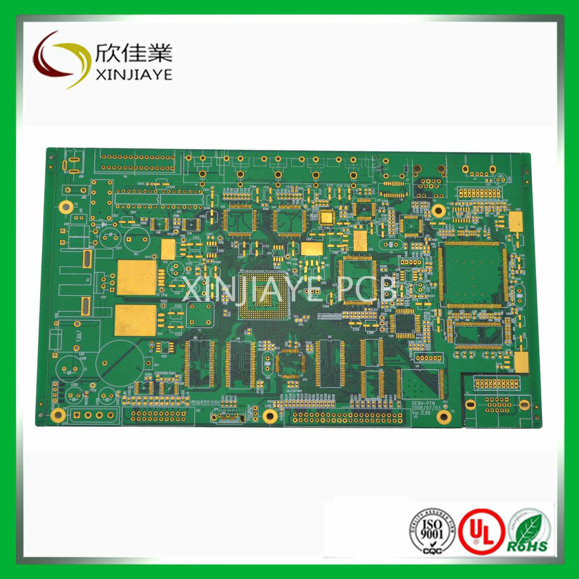 4 Layer PCB for Fire Alarm (XJY-OEM)