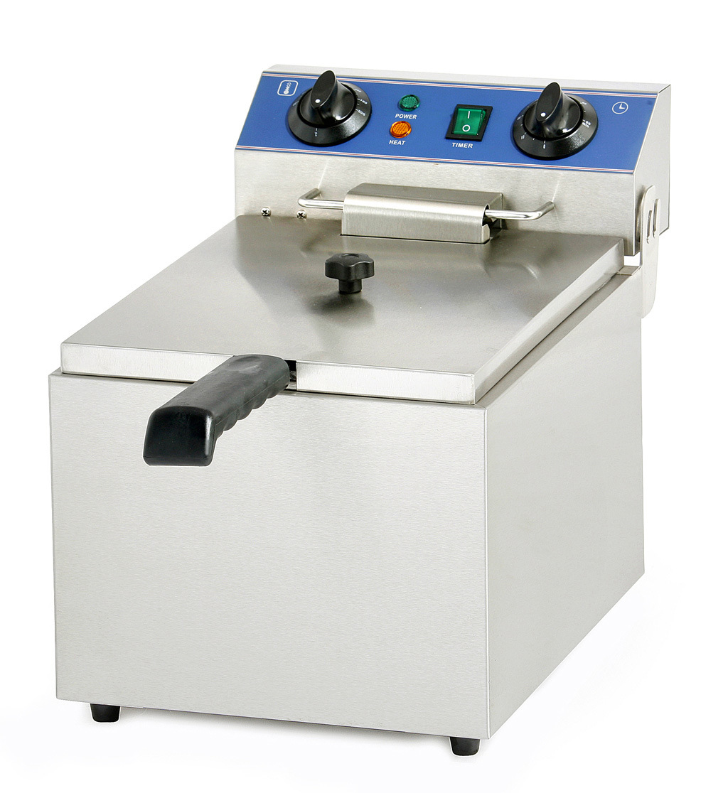 Electric Counter Top Fryer (EF-101)