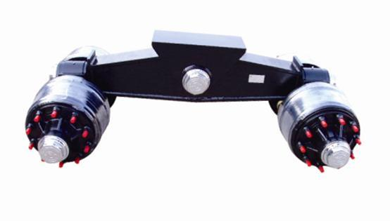Trailer Part Popular Rigid Suspension
