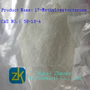 99% Methyltestosteron Sex Product Raw Material
