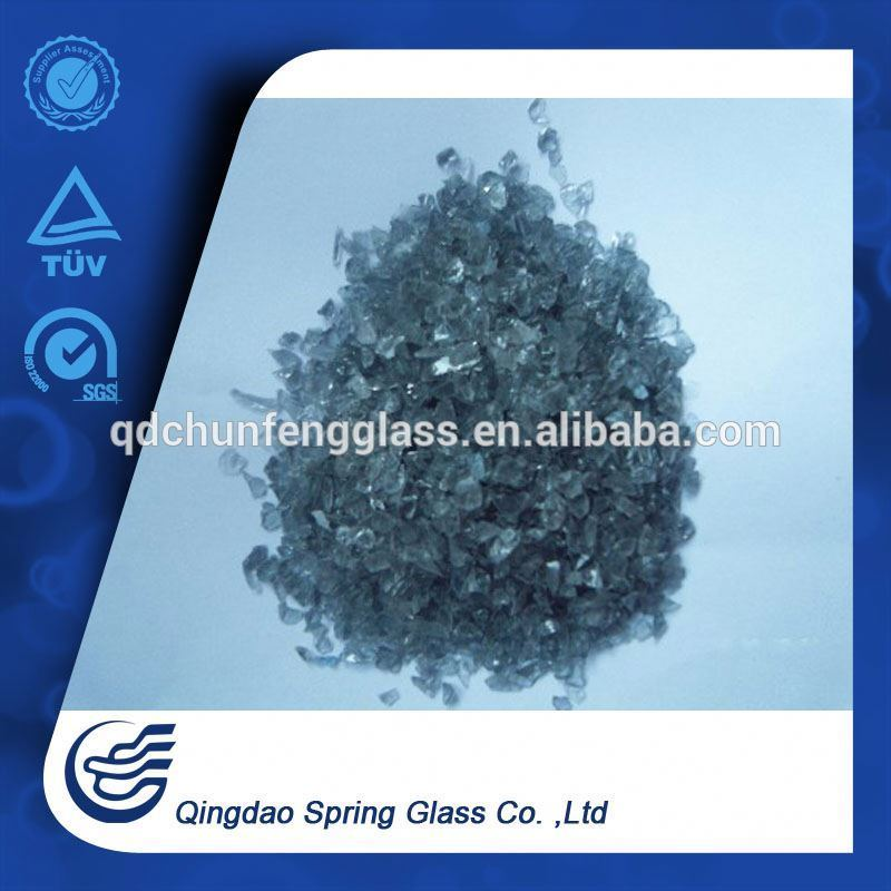 0.5-1.0mm Glass Chips for Water Treatment