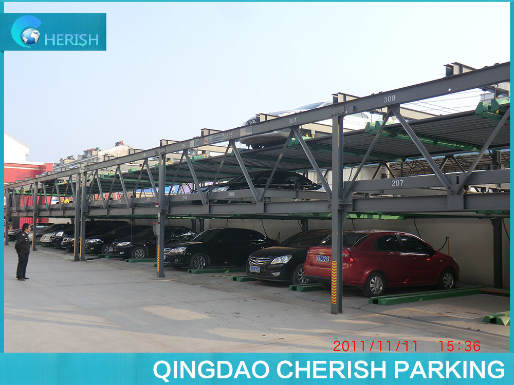 Ce Hydraulic Puzzle Parking Automatic Car Parking System