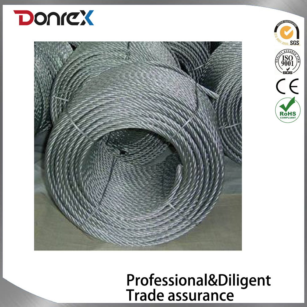 PVC Coated Steel Wire Rope