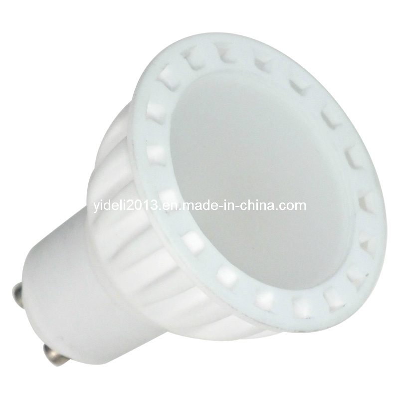 New Ceramic GU10 10 5730SMD LED Spotlight Lamp Bulb 5W