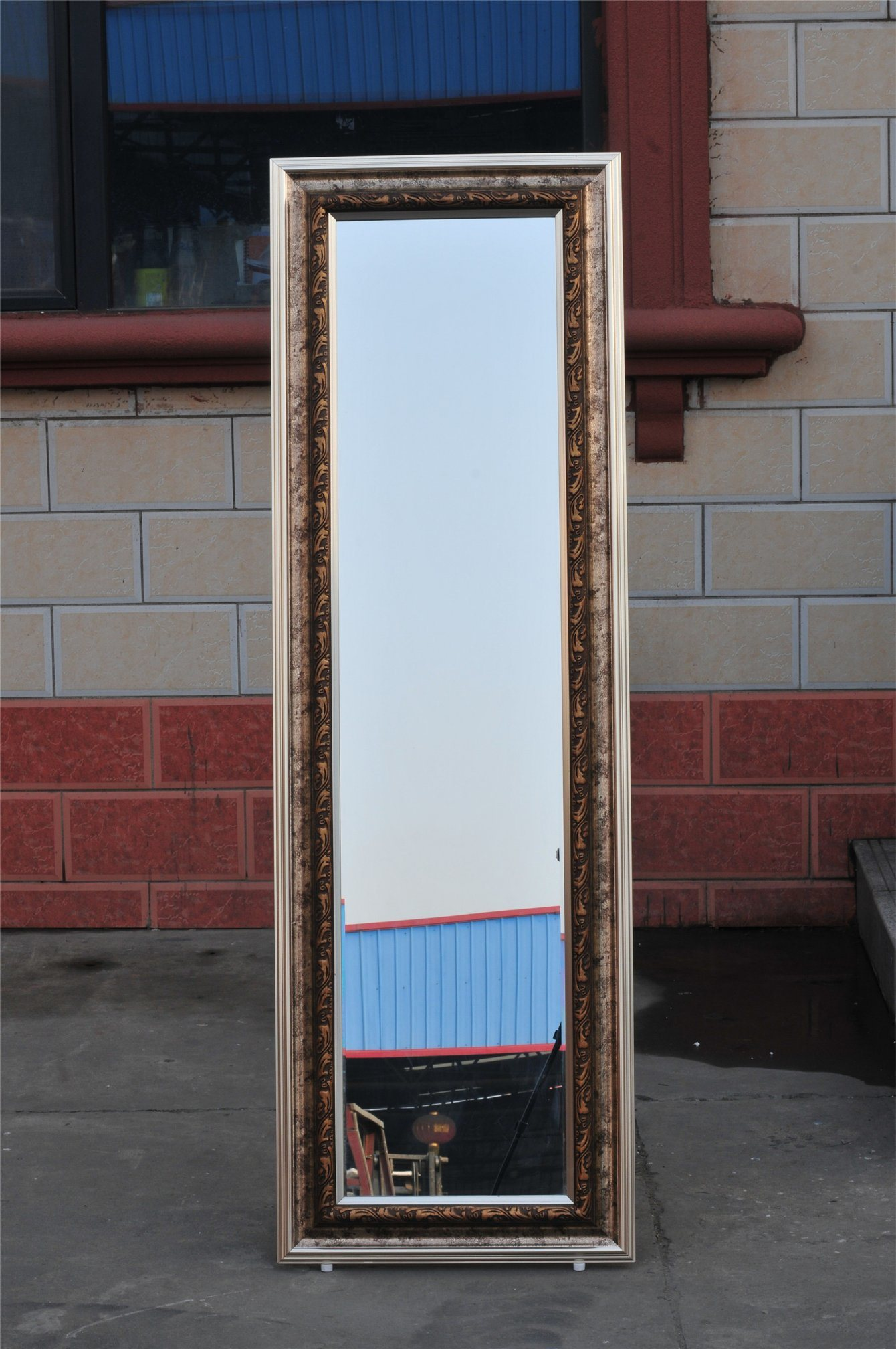Cheap Bathroom Mirrors, Make up Mirror, Decorative Dressing Aluminium Mirror,