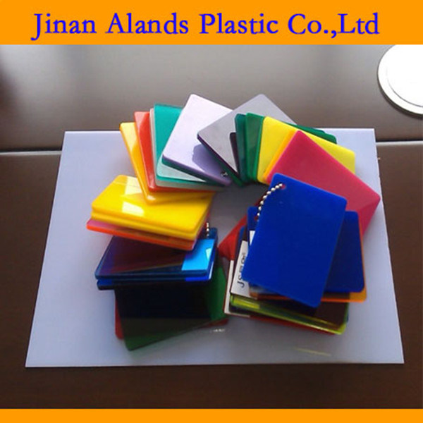100% Virgin Raw Material Color Acrylic Sheet Plexiglass