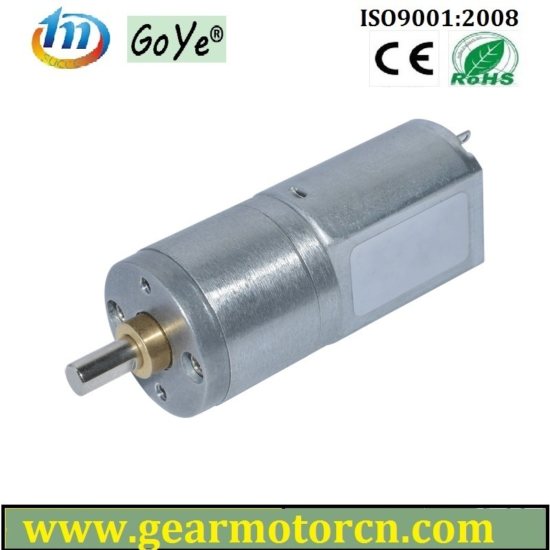 20mm Round for Home & Office Automation Mini DC Gear Motor