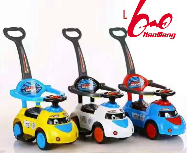 2017 New Model Hot Popular Toys Baby Kids Sliding Car Kids Swing Car Twist Car Baby Mega Car Walker Car Push Car Four Wheels Small Car