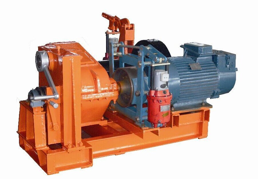 Fast Speed Hand&Electric Control Winch