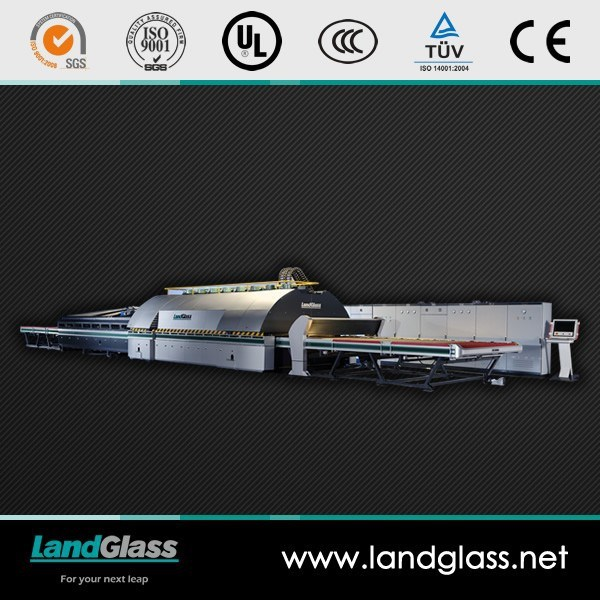 Landglass Electric Heating Glass Tempering Furnace for Sale