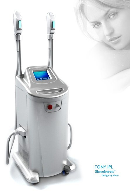 CE FDA Tga Approved IPL Hair Removal Opt Beauty Machine