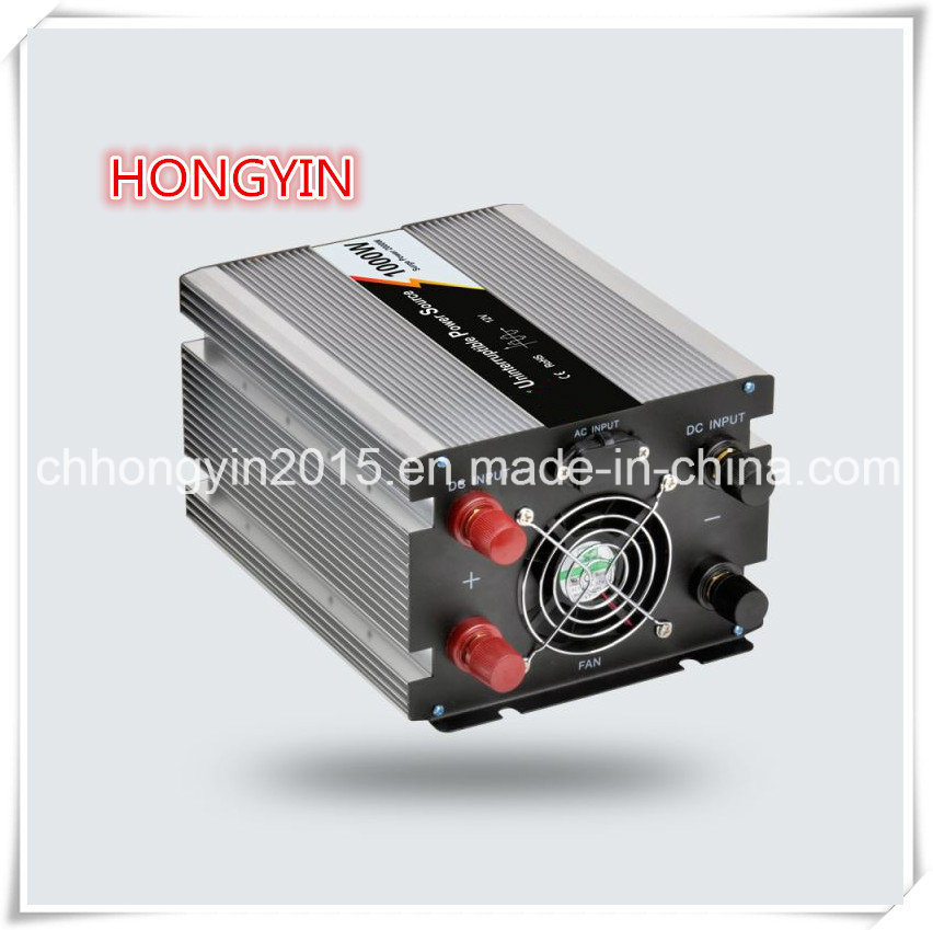 1000W Low Frequency Modified Pure Sine Wave Power Inverter with Charger 220V