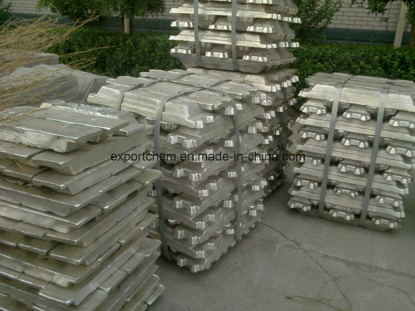 Aluminium Ingots 99.7% with High Qualtiy