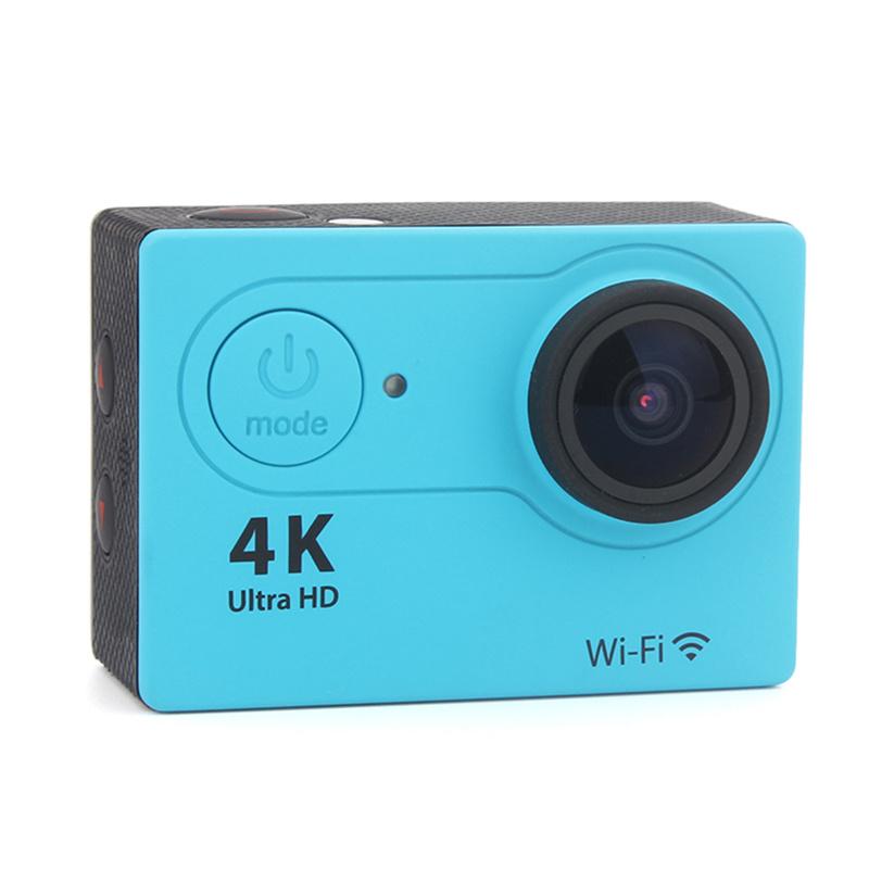 Ultra HD 4k WiFi Remote Helmet Cam Waterproof Go PRO Style Action Camera