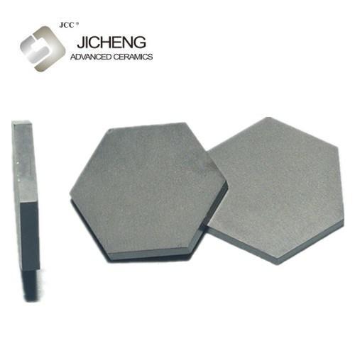 Sic Bulletproof Ceramic Hexagonal 30*5.5