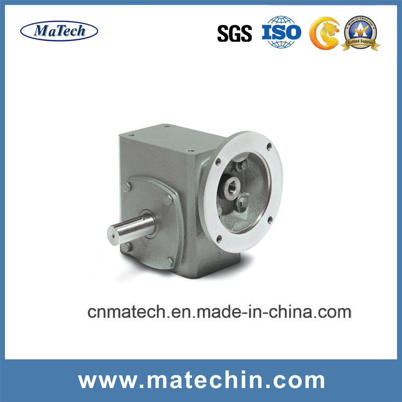 ISO9001 Factory Customized High Precision Iron Casting for Transmission Housing