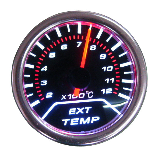 "20 LED Digital 2"" (52mm) Auto Gauges (6149T)"