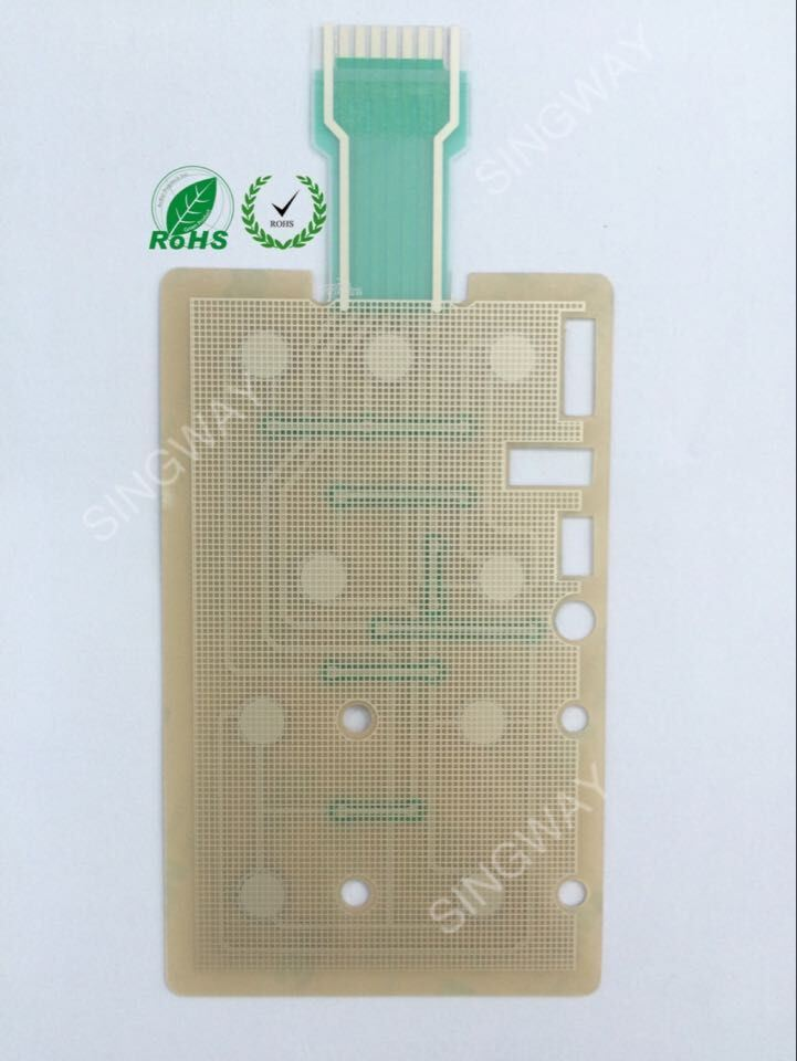 Stability Production of Silver Paste Pet Circuit