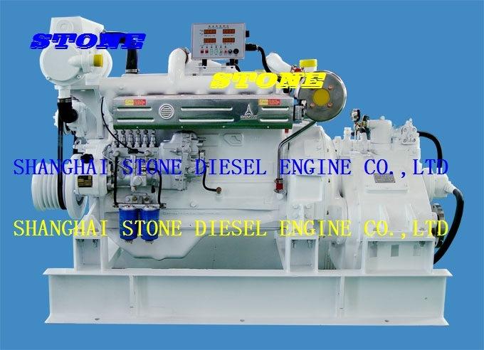 Deutz Marine Engine TBD226 With Gearbox