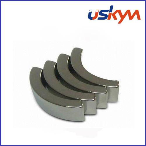 Arc Neodymium Magnets China (A-003)