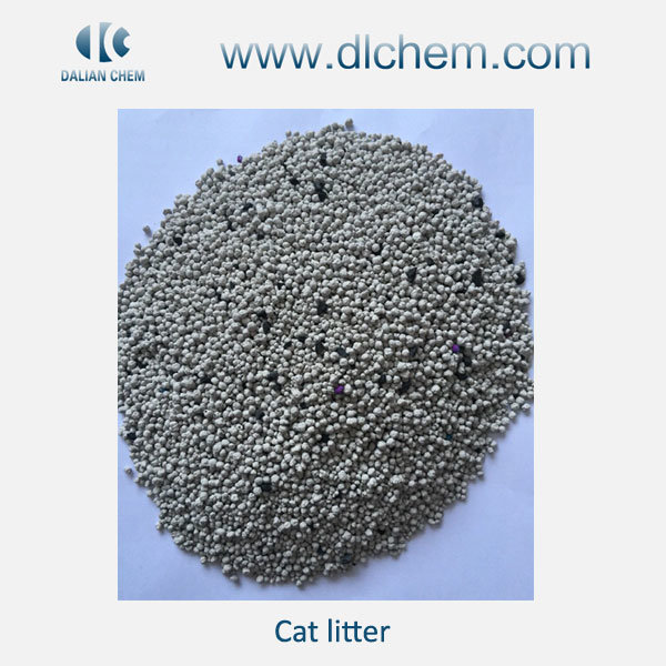 High Quality Silicone Gel/Natural Bentonite Clumping Cat Litter #12