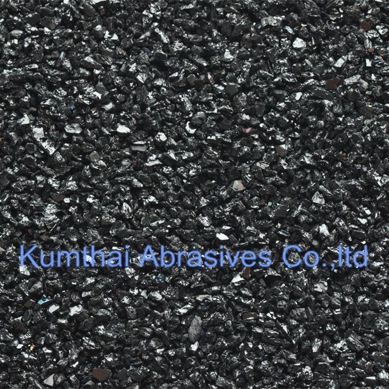High Purity Black Silicon Carbide (C, C-P)