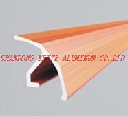 6063-T6 Extruded Aluminum Profile/Aluminium for Windows and Doors