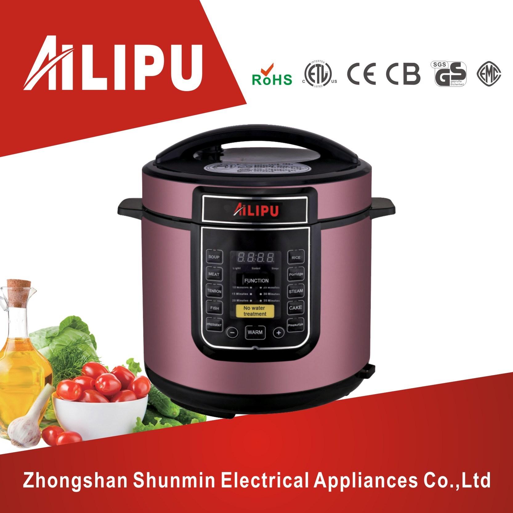Ailipu 6L Electric Pressure Cooker Sm- D608