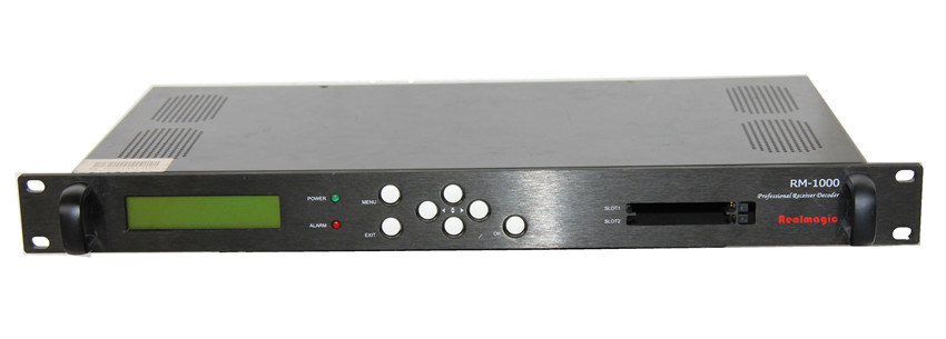 Factory Direct Supply DVB-S2 HD IRD