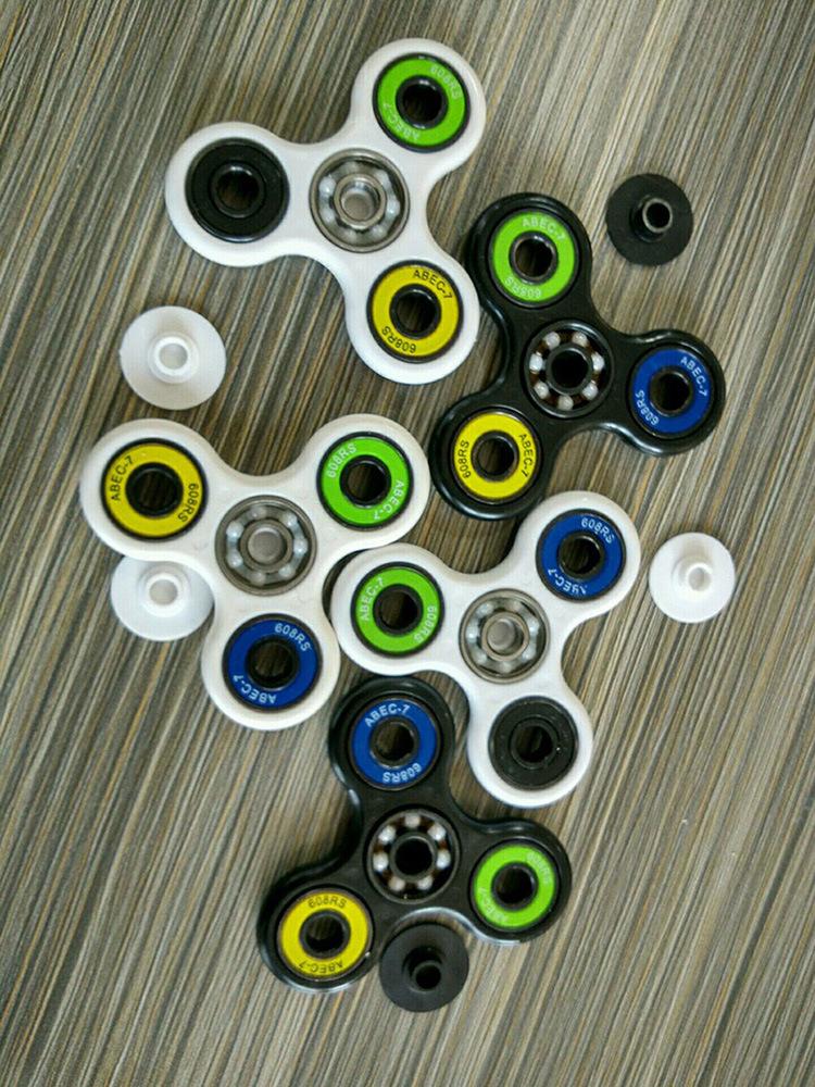 Fidget Spinners Bearing Bearing 608z Hand Spinner 608 Ceramic Bearing Customized