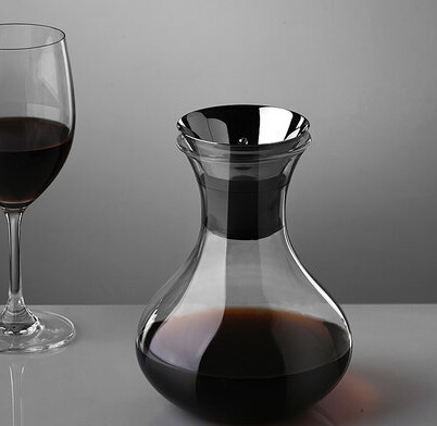 1000ml High Borosilicate Glass Red Wine Bottle Red Wine Glass