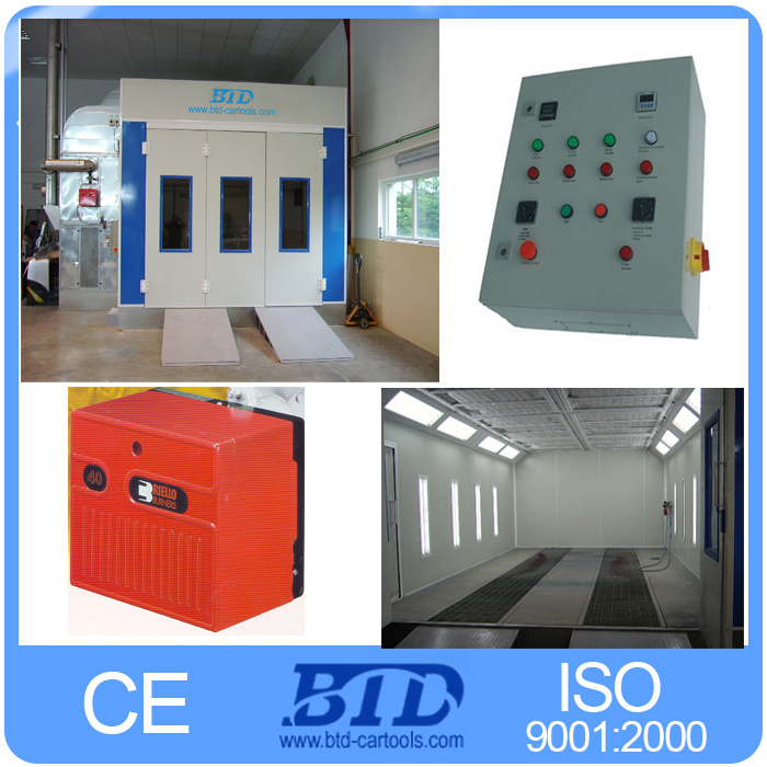 Great Quality Spray Painting Booth Paint Drying Room Paint Baking
