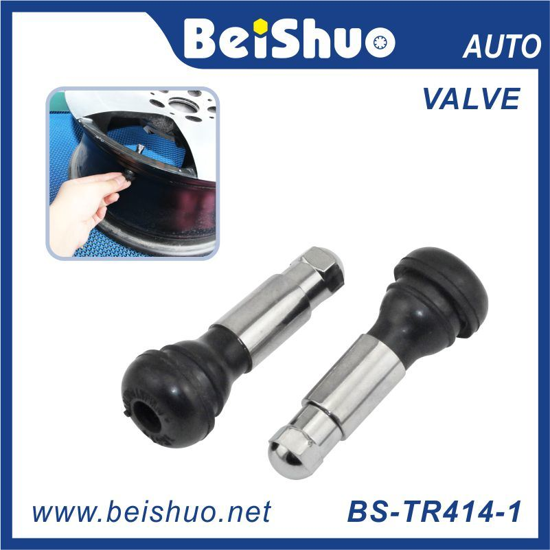 Tr414 Rubber Tire Valve for Auto Parts Wheel Accessory