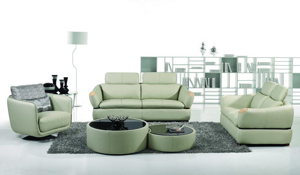 China Leather Living Room Sofa S820 China Sofa Lounger