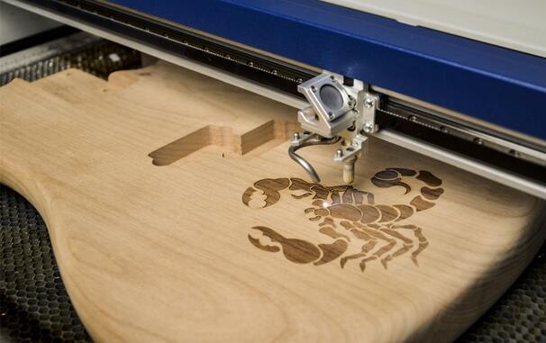 Fabric Laser Cutting Machine Laser Engraving Machine Laser Hollow out 1390