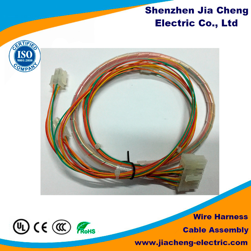 Auto Wire Harness Manafacturer with Low Price