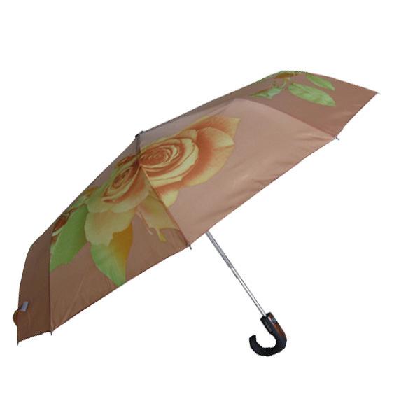3-Fold Auto Open and Close Gift Umbrella (3FU023)
