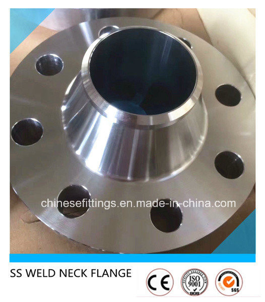 ANSI B16.5 S40s Stainless Steel 316L Forged Pipe Flange