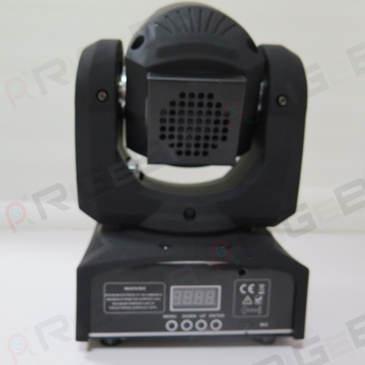30W LED Beam and Spot Moving Head Light for Stage