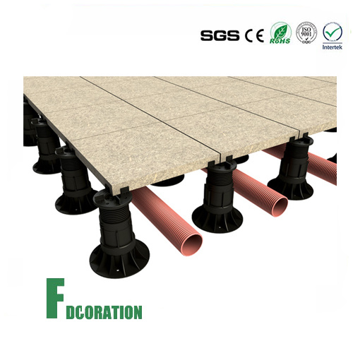 Plastic Pedestal for Decking & Joist - Can Be Detachable