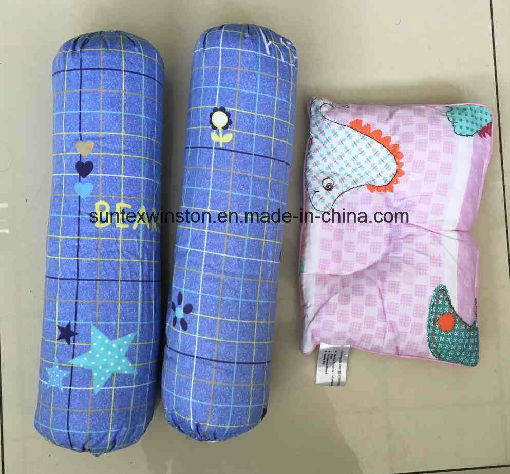 3 PCS Set 2 Bolster + 1 Pillow Set