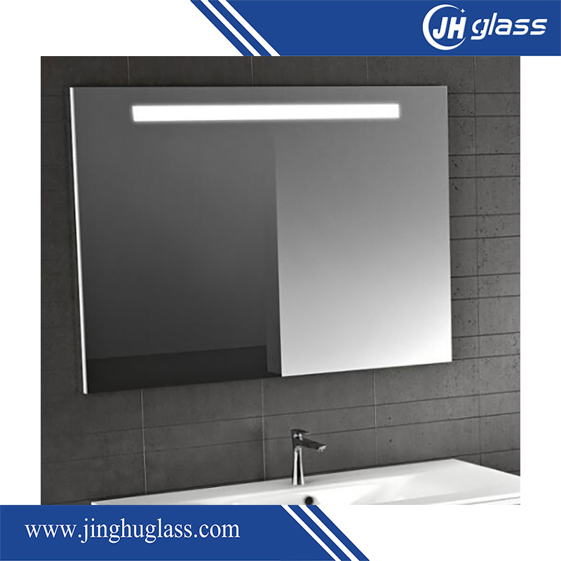 Hotel Bathroom Lighted LED Mirror Cabinet with RoHS Certificate