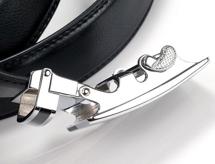 Ratchet Leather Belts for Men (RF-160611)