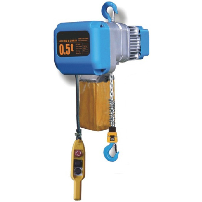 Electric Chain Hoist With Hook: China Hook Suspension Electric Chain Hoist
