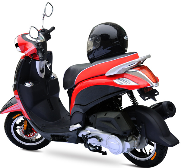Sanyou New Model 125cc-150cc Gasoline Scooter