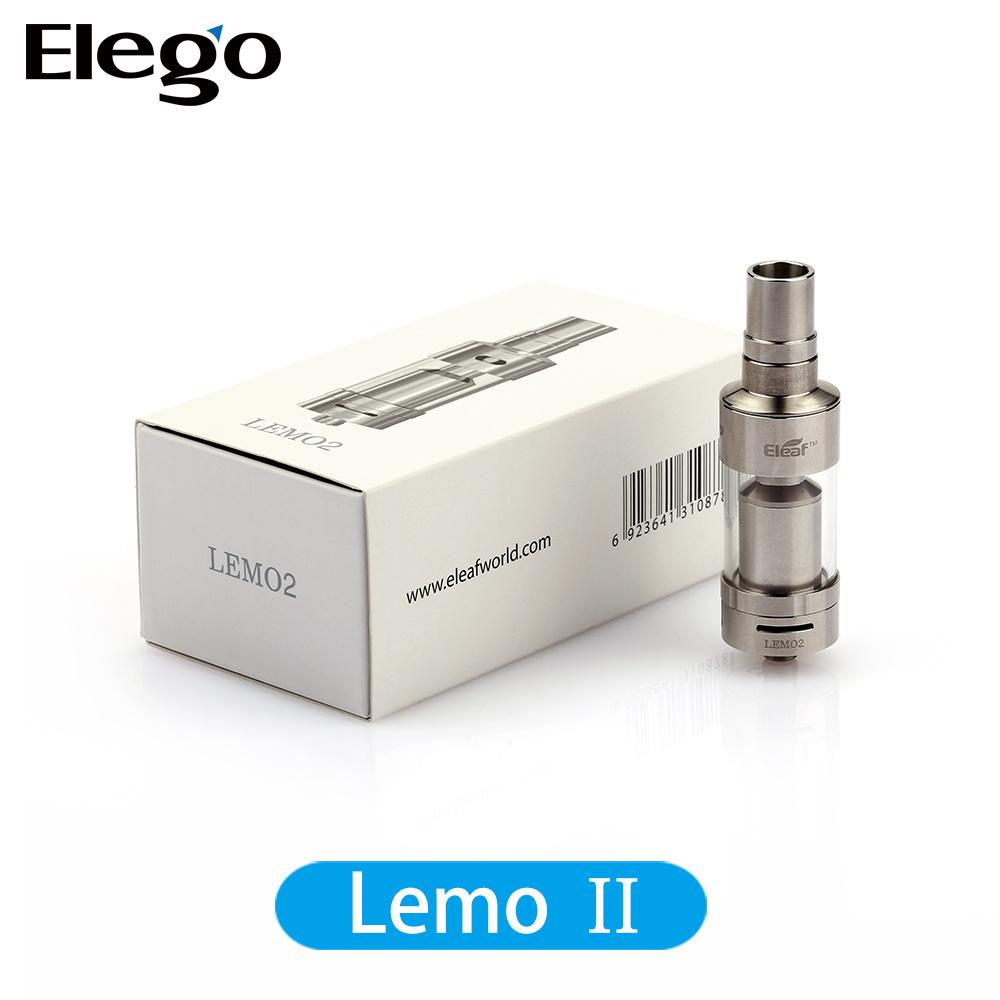 Original Eleaf Lemo II Atomizer (Sub Ohm Tank)