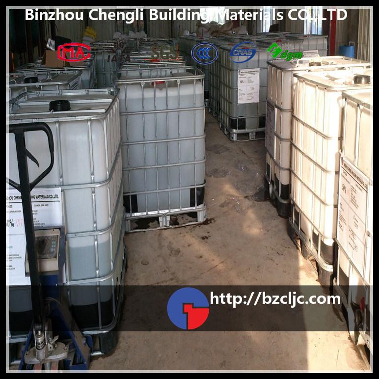 Slump Retention Polycarboxylate Superplasticizer Concrete Water Reducer Plasticizer