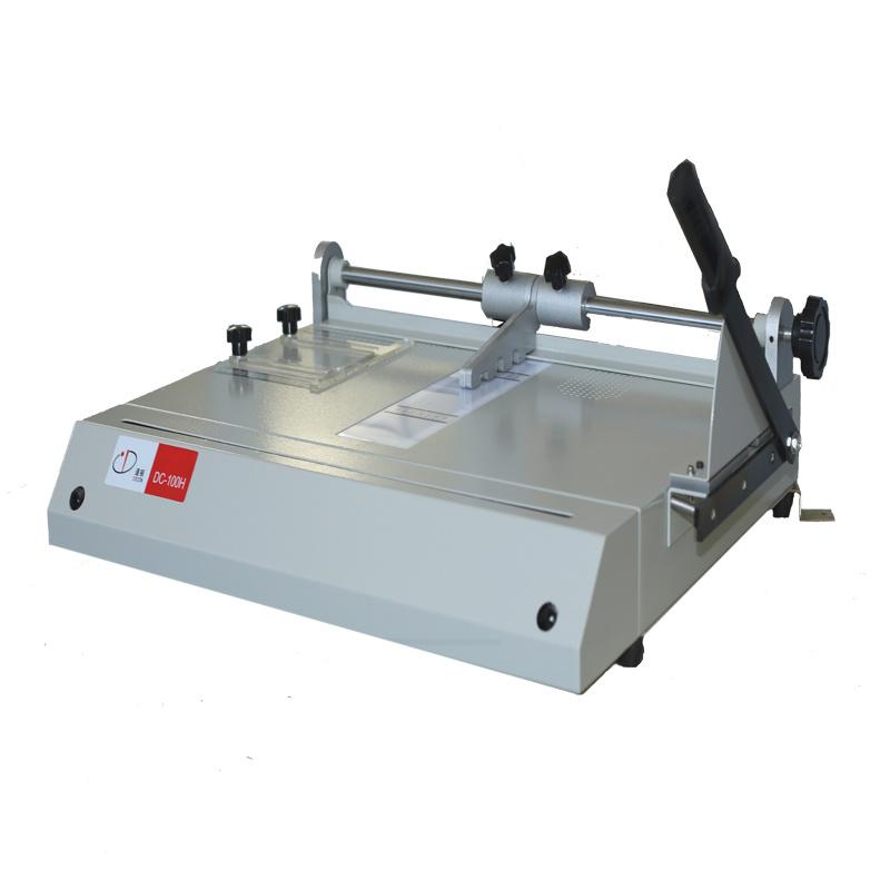 DC-100h Book Hard Cover Case Making Machine