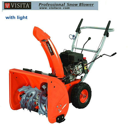 9HP 270cc Compact Style Gasoline Power Snow Blower